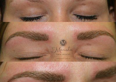 Hairstroke3 Mariska van Rooij permanente make-up
